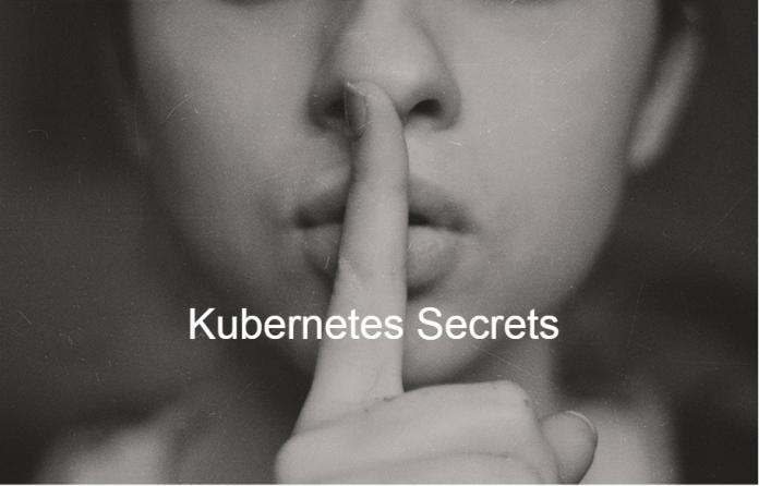 kubernetes secrets